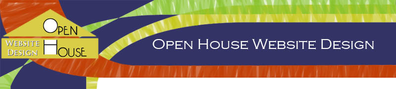 Open House Website Design